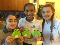 Sixth Graders Produce Films on Effects of Pesticides
