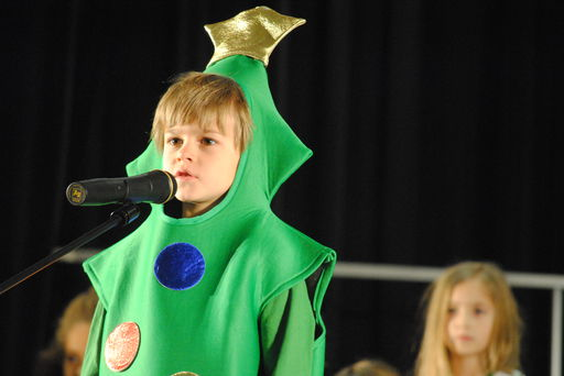 Join Us for the Lower School Christmas Pageant!