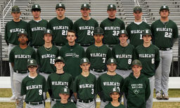 Wildcat Baseball in Good Shape!
