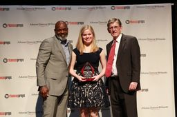 Shelby Worsham Receives All Arkansas Preps Hussman Community Award