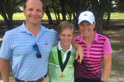 Episcopal's Jackson McLaughlin Competes in PGA Jr. National Championship