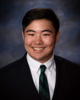 Samuel Rhee Named Candidate in U.S. Presidential Scholars Program