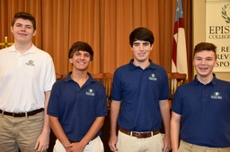 Episcopal Names Four National Merit Semifinalists!