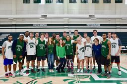 Episcopal Welcomes Back Wildcats for the Annual Alumni Basketball Game!