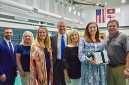 Jackson T. Stephens Outstanding Lower School Faculty Award 2019