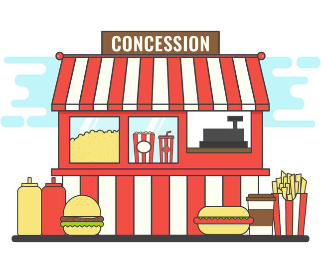 Concession Stand Volunteers Needed!